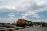 BNSF 2177 and BNSF 3132