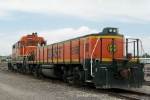 BNSF 3958 and BNSF 3836
