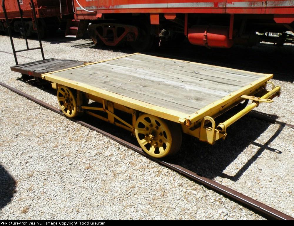 Pushcart and Baggage cart