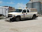 UP HiRail Truck