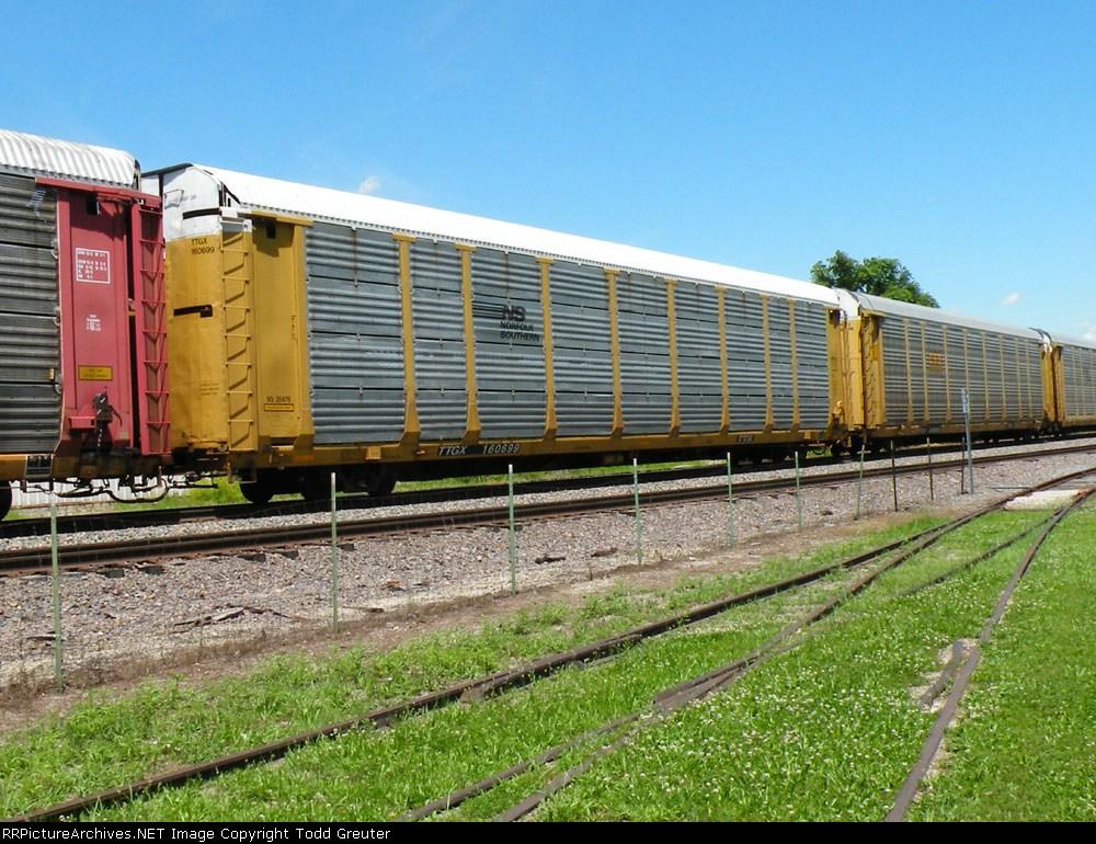 TTGX 160699 - NS Autorack