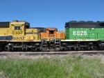 BNSF 6357