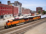 BNSF at Old Union Depot Interlocking