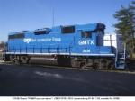GMTX 2624-GATX Rail Locomotive Group