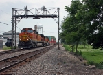 BNSF 4782 West