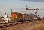 BNSF 5045 West