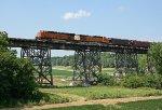 BNSF 7503 West