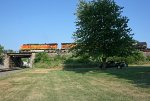 BNSF 4462 East