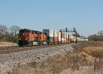 BNSF 6627 West