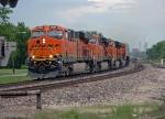 BNSF 7824 West