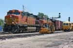 BNSF 4692 West