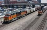 BNSF 4998 West & BNSF 4950 West