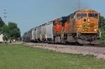 BNSF 9892 West