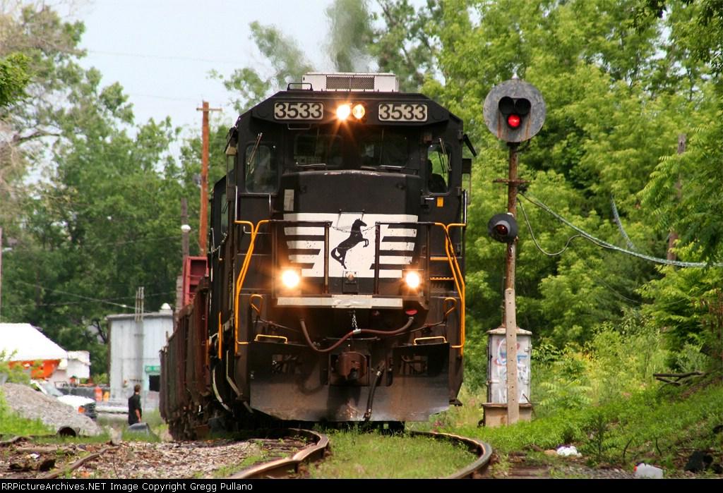 NS 3533