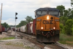 CSX 5210 on S335-18