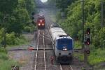 Amtrak 365 & CN 395