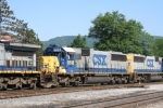 Front of CSX 8518
