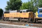 Trailing Engines on Q389