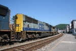 Trailing Engines on U816