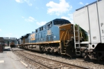 Front of CSX 598