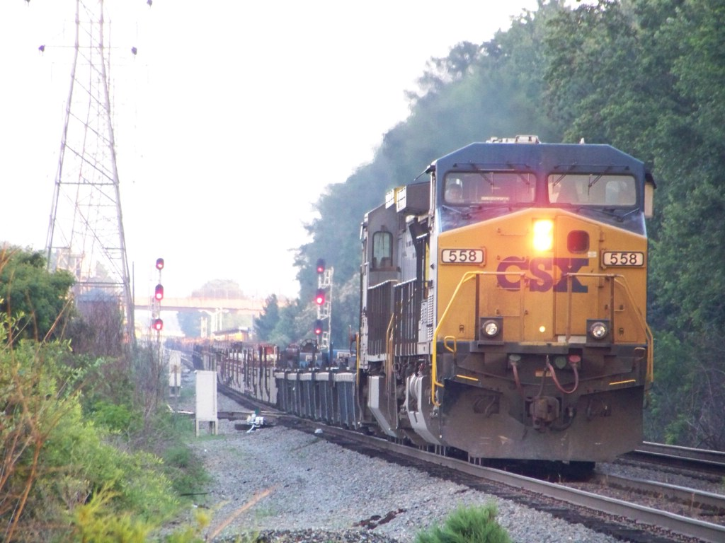 L176 leads the charge northward