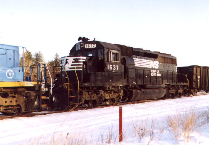 Another shot of NS 1637