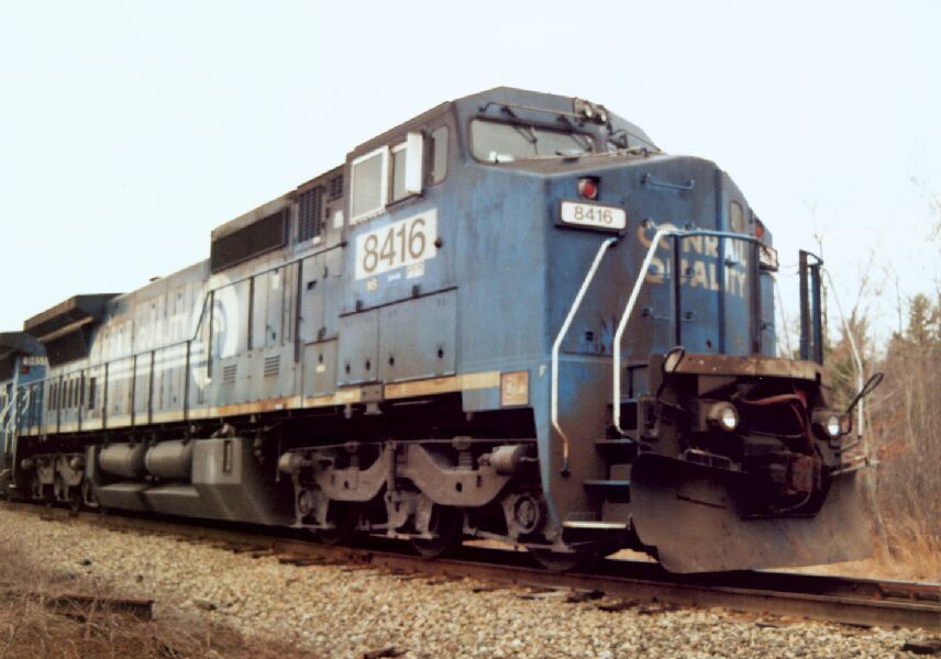 NS 8416 looking dirty