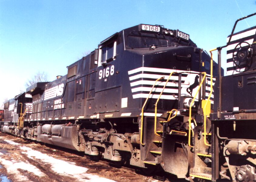 NS 9168 with others