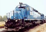 Ex-CR SD40-2