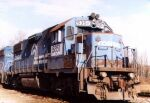 Rusted out NS 5351