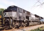 NS SD80MAC 7202