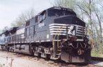 NS 9244 poses
