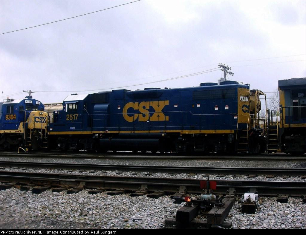 CSXT 2517