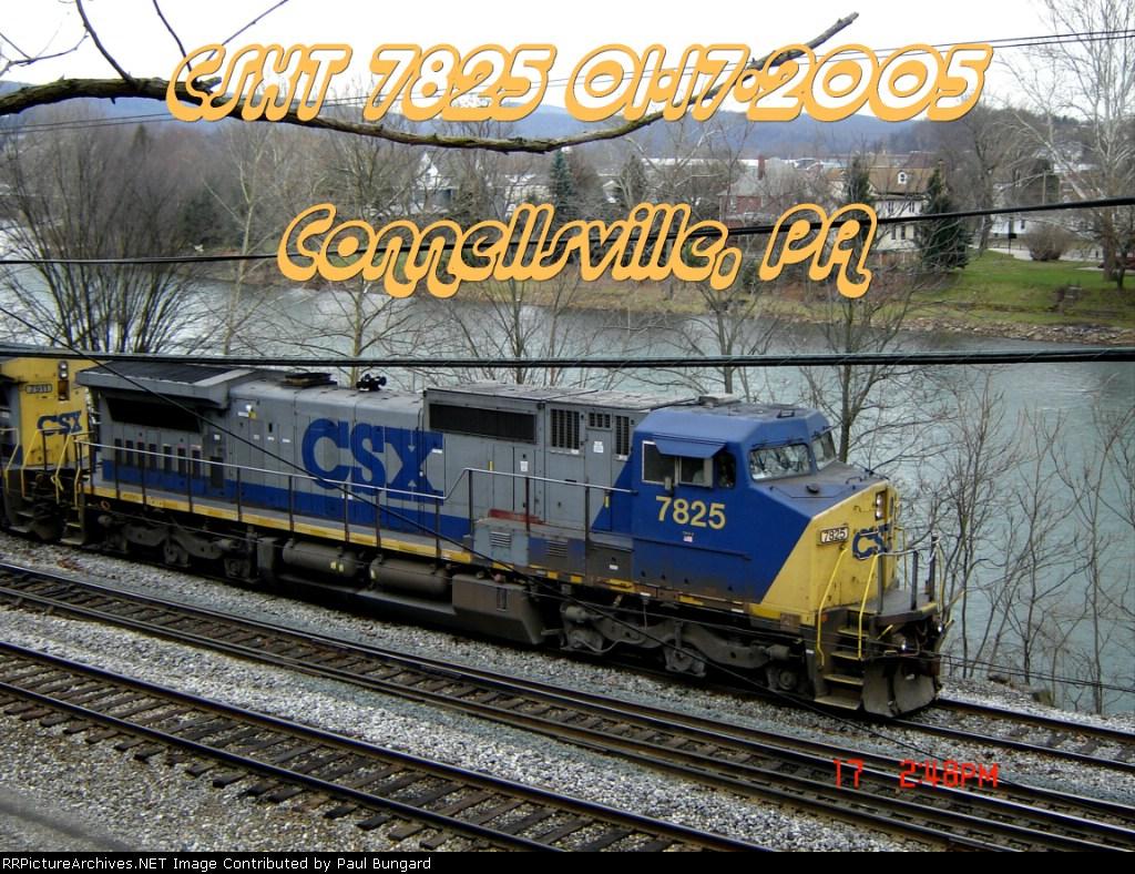 CSXT 7825
