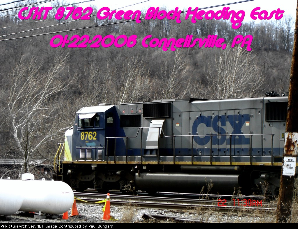 CXST 8762