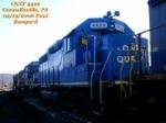 CSXT 4422  GP40-2  02/19/2006