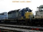 CSX 8045  (ex-SCL)   SD40-2    07/20/2006