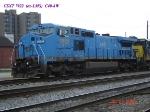 CSX 7922  ex-LMS  C40-8W  07/22/2006