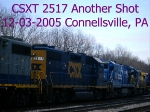 CSXT 2517  12-03-2005  Another Shot