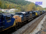 CSX 4837    SD70ACe       Oct 27, 2007