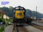 CSX 6221  Ex- B&O 4322  GP40-2   June 26, 2007