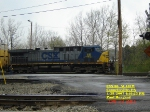 CSX 66   AC44CW   April 28, 2007