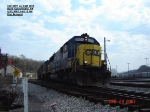 CSX 8559  Ex-CO 8559  SD50  April 23, 2007