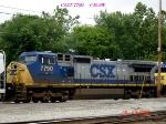 CSX 7790  C40-8W  07/29/2006