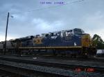 CSX 5334   ES44DC  08/03/2006