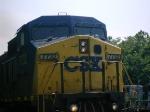 CSXT 7732  C40-8W