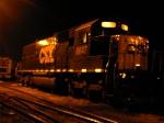 CSXT 8647 At Night 08-15-2005