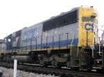 CSX  8564  SD50