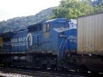 CSXT 7329  C40-8W