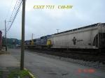 CSX 7715  C40-8W    07/15/2006